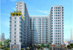 260 căn hộ dự án Carillon Apartment đã được bán hết
